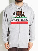 Nor Cal Republic Hoodzip