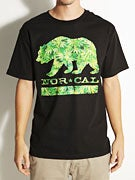 Nor Cal Weed Bear T-Shirt