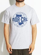Nor Cal World Wide T-Shirt