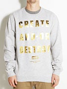 Neff Create Destroy Crew Sweatshirt