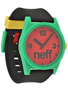 Neff Daily Watch Rasta