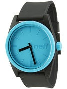 Neff Duece Watch Cyan