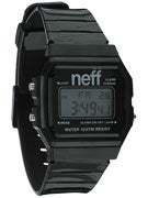 Neff Flava XL Watch Black