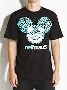 Neff Neffmau5 Icon Pattern T-Shirt