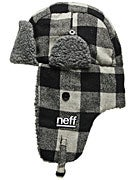 Neff Plaid Baumer Hat