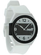 Neff Stripe Watch White/Black