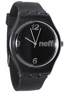 Neff Typhoon Watch Black