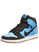 Nike SB Dunk High Pro Shoes  Blue Hero/Yellow/Black