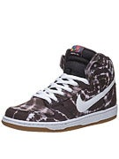 Nike SB Dunk High Premium Shoes  Tie Dye/White