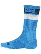 Nike SB Elite Skate Crew Socks Photo Blue