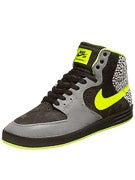 Nike SB x DJ Clark Kent P Rod 7 High Shoes  Silver/Volt