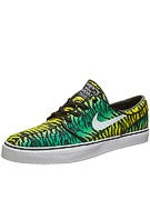 Nike SB Janoski Canvas Shoes  Red/Green/Yellow