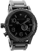 Nixon The 51-30 Tide Watch  All Black