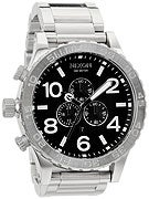 Nixon The 51-30 Chrono Watch Black