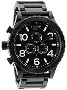 Nixon The 51-30 Chrono Watch All Black