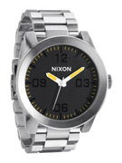 Nixon The Corporal SS Watch  Grand Prix