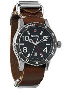 Nixon The Diplomat Watch  Black/Brown