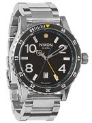 Nixon The Diplomat Watch  Black