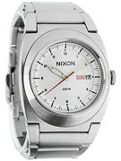 Nixon The Don II Watch  White