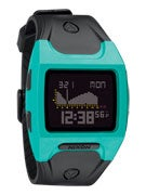 Nixon The Lodown Watch  Black/Teal