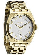 Nixon The Monopoly Watch  Champagne Gold/Silver