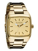 Nixon The Manual II Watch  All Gold