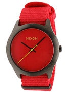 Nixon The Mod Watch  Bright Red