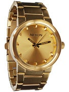 Nixon The Cannon Watch  All Gold