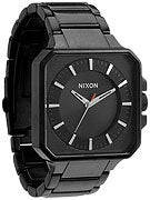 Nixon The Platform Watch  All Black