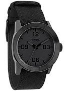 Nixon The Private Watch  All Black