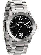 Nixon The Private SS Watch  Black
