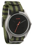 Nixon The Quad Watch  Surplus/Black Nylon