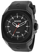 Nixon The Ruckus Watch  All Black