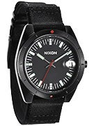 Nixon The Rover II Watch  All Black