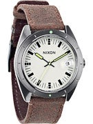 Nixon The Rover Watch  Gunmetal/Brown