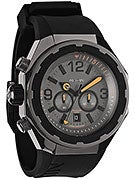 Nixon The Steelcat Watch  Steel Gray