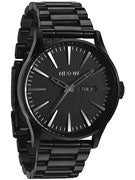 Nixon The Sentry SS Watch  All Black