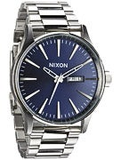 Nixon The Sentry SS Watch  Blue Sunray