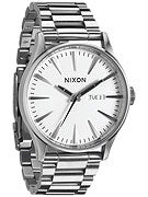 Nixon The Sentry SS Watch  White