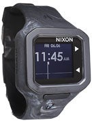 Nixon The Supertide Watch  Marbled Black Smoke