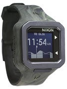 Nixon The Supertide Watch  Marbled Camo