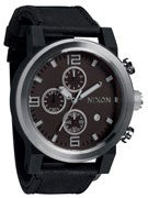 Nixon The Ride Watch  Black