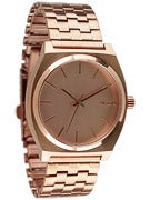 Nixon The Time Teller Watch  All Rose/Gold