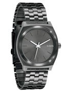Nixon The Time Teller Watch  All Gunmetal