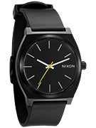 Nixon The Time Teller P Watch  Black