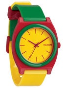 Nixon The Time Teller P Watch  Rasta
