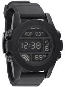 Nixon The Unit Watch  Black