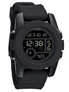 Nixon The Unit 40 Watch  All Black