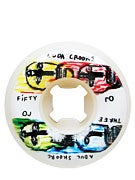 OJ Childress Pro Fourhead 99a Wheels