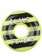 OJ Duane Peters Pro 101a Yellow Wheels